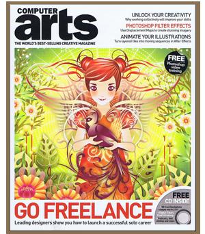 Computer Arts #120