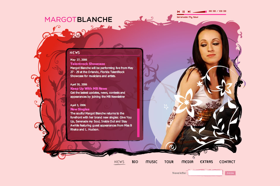 Margot Blanche
