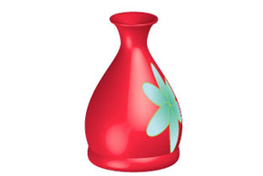3D Vase