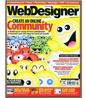 Web Designer #108