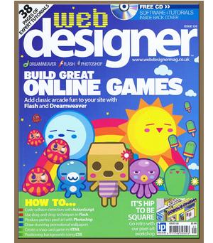 Web Designer #120