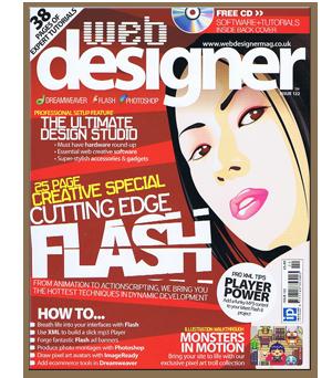 Web Designer #122