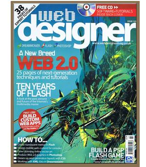 Web Designer #123