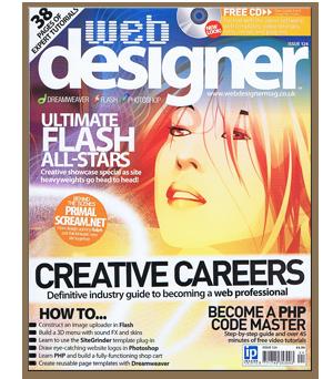 Web Designer #124
