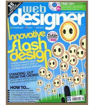 Web Designer #125