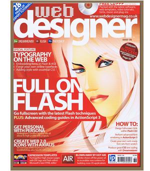 Web Designer #136